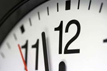 Odluka o radnom vremenu 2012