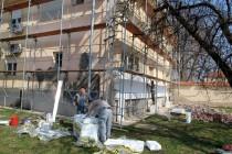 Održavanje zgrade gradske uprave Grada Gline – povećanje toplinske zaštite vanjske ovojnice zgrade s ciljem energetske učinkovitosti i zaštite okoliša