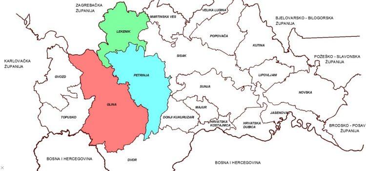 Prva integralna razvojna strategija gradova Gline, Petrinje i općine Lekenik