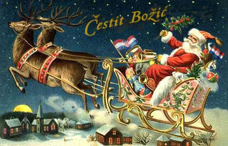 U povodu božićnih i novogodišnjih blagdana gradonačelnik Milan Bakšić uputio je prigodnu video čestitku svojim sugrađanima