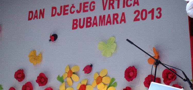 Mališani dječjeg vrtića Bubamara Glina poklonili priredbu