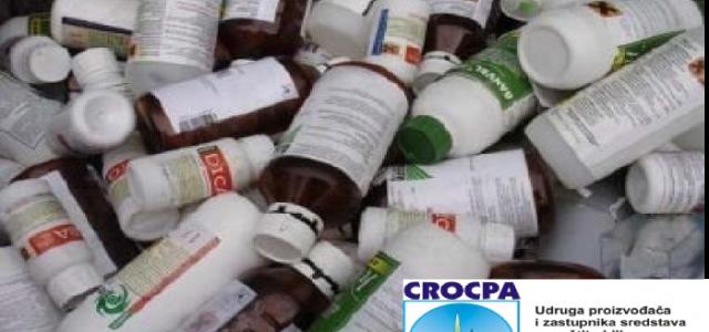"""Akcija """"PRATEĆI  LIST""""  sakupljanja  ambalažnog  otpada  sredstava za  zaštitu  bilja održati će se  dana 20.07.2015. godine  u Glini"""