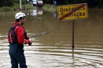 Na području Grada Gline na snazi su izvanredne mjere obrane od poplava uslijed visokog vodostaja rijeke Kupe, rijeke Gline i vremenskih neprilika.