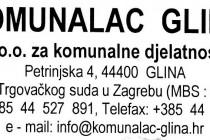 komunalac-glina