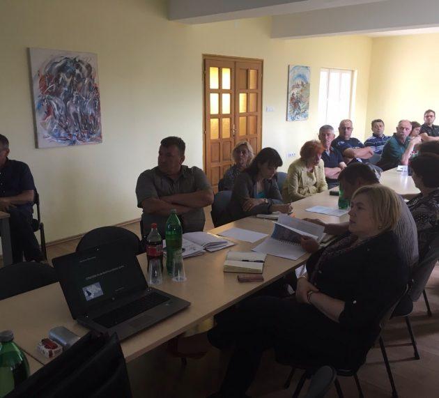 Održana prva radionica za izradu Strategije razvoja Grada Gline