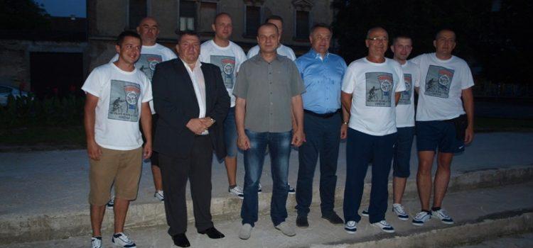 """Udruga za rekreacijski biciklizam """"Biciklivo-Rekreativo-Vukovar"""" u Glini"""
