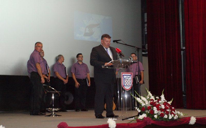 Dan grada Gline – 06.08.2016.g. – polaganje vijenaca i svečana sjednica Gradskog vijeća