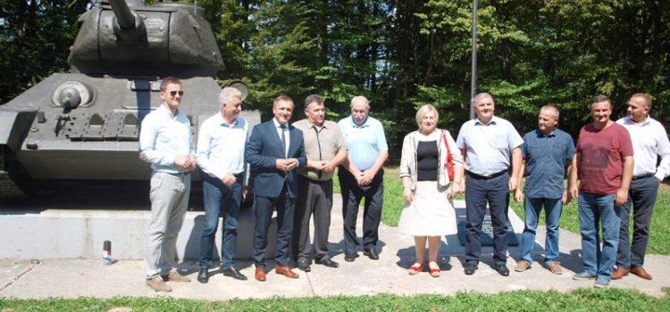 VIDEO – Velika Gorica želi biti partner u razvoju Gline