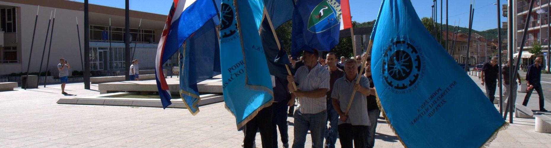 Izaslanstvo Grada Gline na obilježavanju Dana logoraša srpskih koncentracijskih logora u Kninu