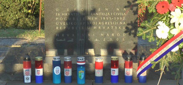 Sjećanje na žrtve oružane agresije u Gornjem Viduševcu