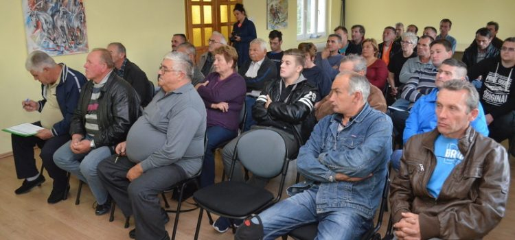 Održano predavanje glinskim OPG-ovcima o dobivanju sredstava iz Programa ruralnog razvoja