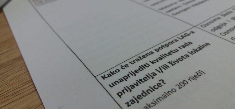 Prijavljeno devet projekata vrijednih 78.300 kuna