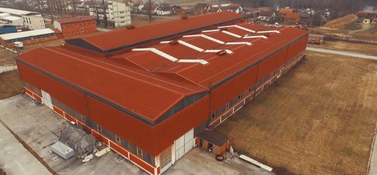 Video: Poduzetnička zona u Glini