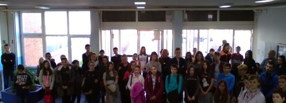 Županijsko natjecanje iz geografije tradicionalno u Glini