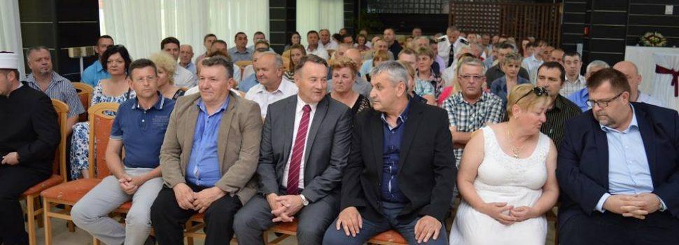 Gradonačelnik na obilježavanju Dana Općine Topusko