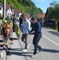 Obljetnica pogibije hrvatskih redarstvenika u Strugi Banskoj