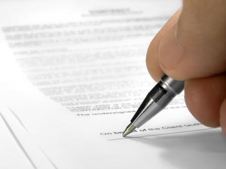 """Potpisan """"Ugovor o financiranju građenja vodnih građevina za 2012.godinu"""""""