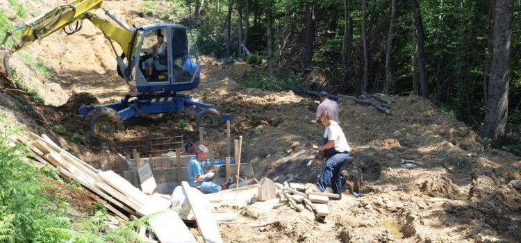 Radovi dovršetak izgradnje cjevovoda Prezdan – V.Solina – Gornji Viduševac