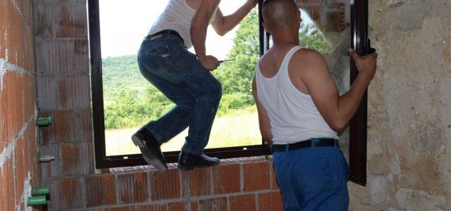Obnova društveno-vatrogasnog doma u Gornjoj Bučici