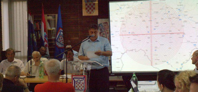 20. sjednica Gradskog vijeća Grada Gline
