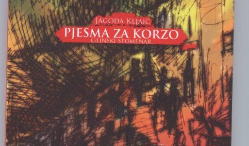 PJESMA ZA KORZO Glinski spomenar – autorice Jagode Kljaić