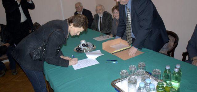 Sporazum kojim UNDP i Grad Glina osnivaju zajednički fond