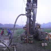 Izrada istražno-piezometarske bušotine vodocrpilište Prezdan, Glina