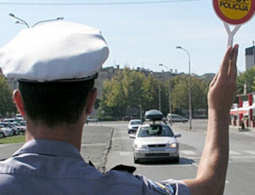 Privremena regulacija prometa