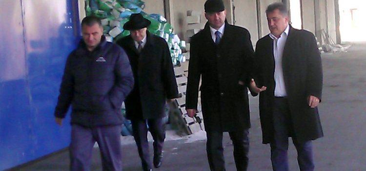 Pomoćnik ministra Ministarstva gospodarstva Republike Hrvatske za što žurnije stavljanje u funkciju prostora Robnih rezervi u Gradu Glini