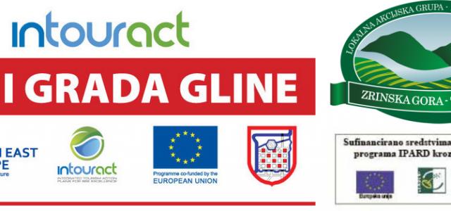 Program proslave Dana pobjede i domovinske zahvalnosti, Dana hrvatskih branitelja i Dana Grada Gline 2014