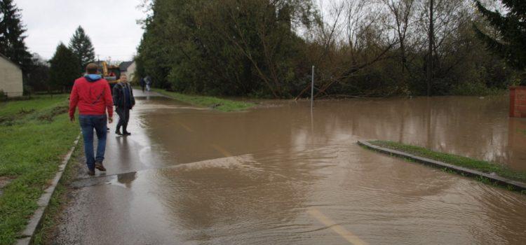 Izvanredno stanje obrane od poplave