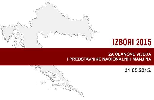 Izbornu listu za izbor članica/članova Vijeća srpske nacionalne manjine u Gradu Glini