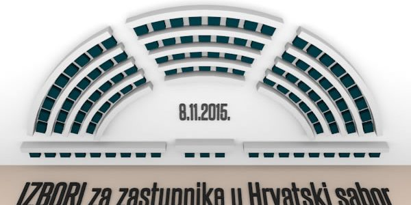 Rješenje o određivanju biračkih mjesta u VI. izbornoj jedinici određuju se biračka mjesta: Grad GLINA