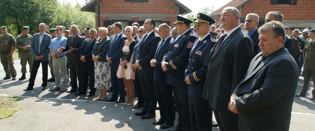 Struga Banska – 25. obljetnica junačkog čina hrvatskih redarstvenika