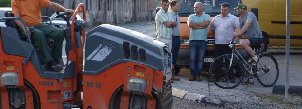Novo naselje u Glini dobilo asfalt