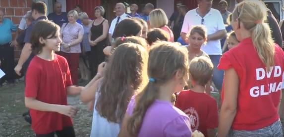 Održan 1. vatrogasni kup djece u Gornjoj Bučici