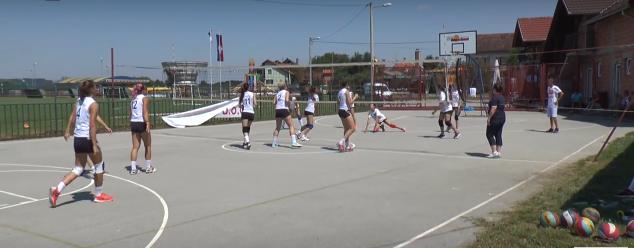 Turnir odbojke povodom Dana pobjede – 05.08.2016.g. Glina