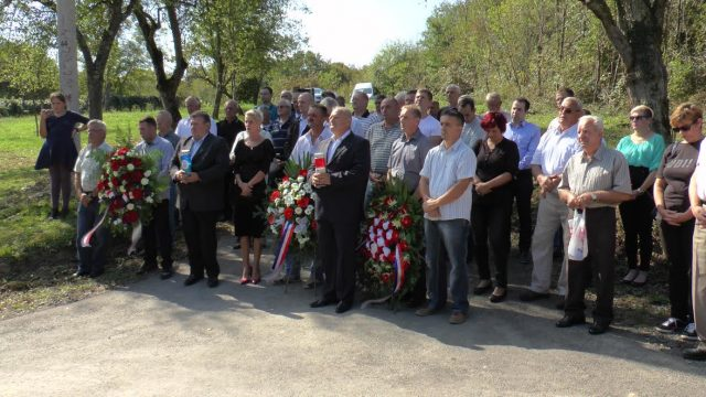 25. obljetnica stradanja mještana Gornjih Jama
