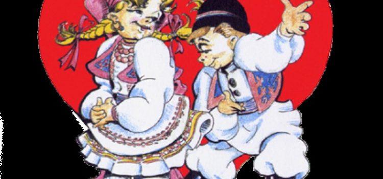 """2. dječja smotra folklora """"Mi smo djeca vesela"""""""