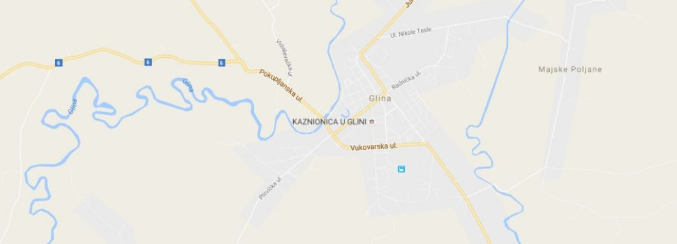 III. Izmjena i dopuna Prostornog plana uređenja Grada Gline.