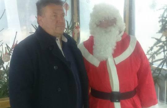 """Otvorenje Božićnog sajma """"Ususret Božiću i Novoj Godini"""""""