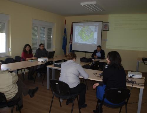 Održana ponovna javna rasprava o prijedlogu III. izmjena i dopuna PPU Grada Gline