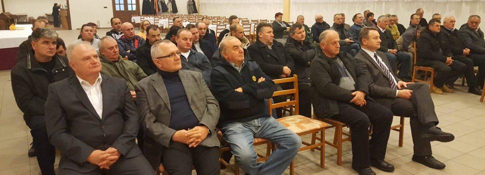 Gradonačelnik na XVI. Izvještajno–izbornom saboru Zavičajnog kluba Marinbrod