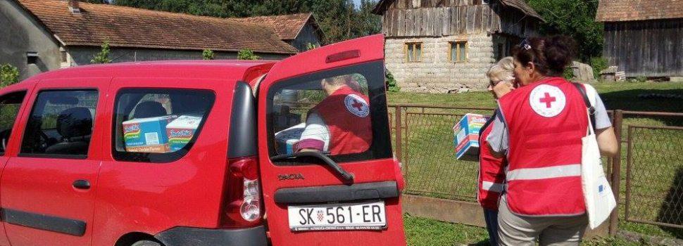 Dnevni boravak u Crvenom križu Glina