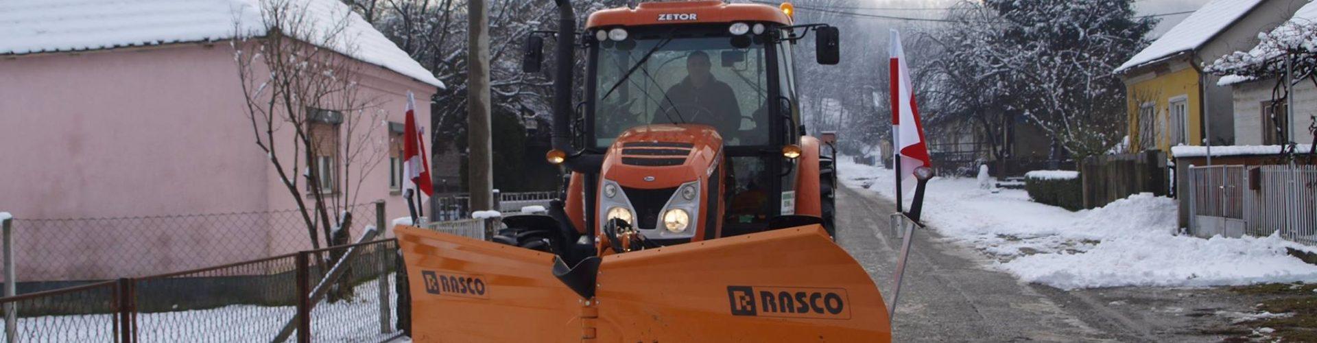 Intenzivno čišćenje prometnica od snijega