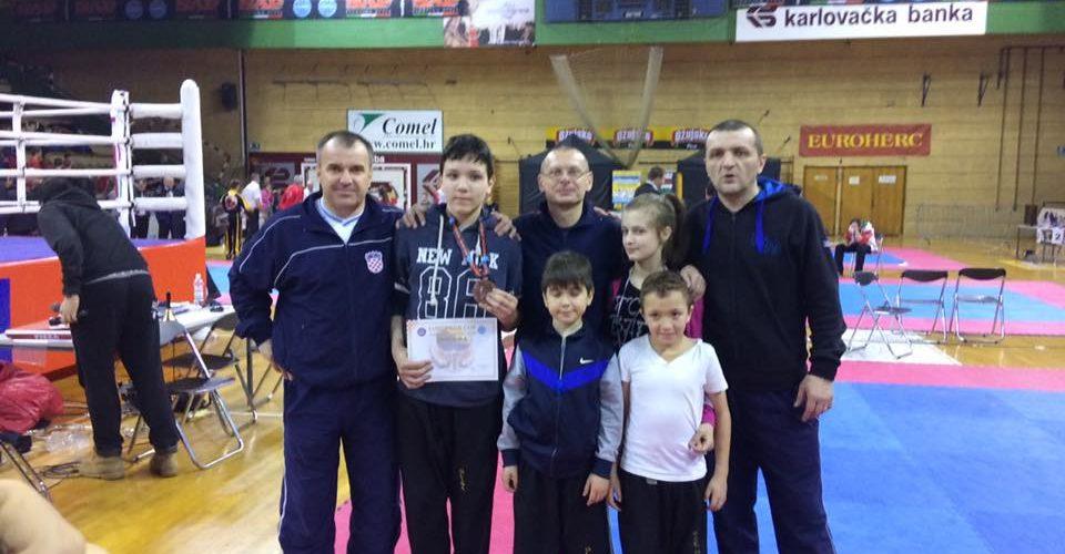 Gradonačelnik čestitao Franu Antunu Krizmaniću na osvojenoj medalji