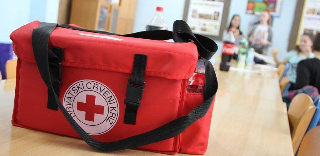 Natjecanje mladeži Gradskog društva Crvenog križa Glina