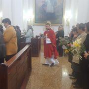 Gradonačelnik na obilježavanju blagdana Cvjetnice u Viduševcu
