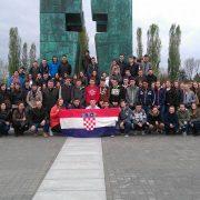 Gradonačelnik sa srednjoškolcima i nastavnicima posjetio Vukovar