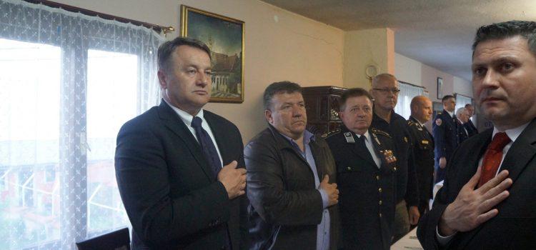 Izborna skupština Vatrogasne zajednice grada Gline